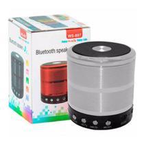 Mini Caixa Caixinha Som Portátil Bluetooth Mp3 Fm Sd Usb - Altomex