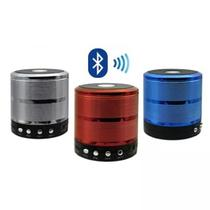 Mini Caixa Caixinha Som Portátil Bluetooth Mp3 Fm Sd Usb Hi - Leticia ap bonfim