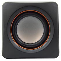 Mini Caixa De Som 2.0 Brazil Pc BPC-D02L -