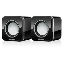 Mini Caixa De Som 2.0 Usb 4w Rms Sp089 Multilaser