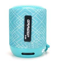 Mini Caixa de Som Speaker, Rádio e Usb Bluetooth Grasep D-Q2