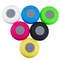 Mini Caixinha De Som Portátil Bluetooth Para Chuveiro Prova D'água - Pro /Mottasuperbox