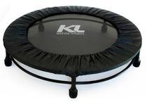 Mini Cama Elástica Jump 150 Kg + Capa Protetora + Dvd - Kl Master Fitness