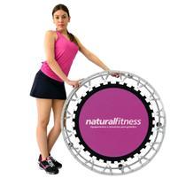 Mini Cama Elástica Jump Profissional Natural Fitness -