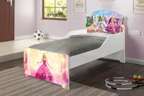 Mini Cama Infantil Barbie - Moveis print