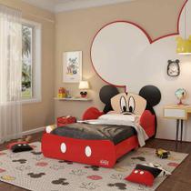 Mini Cama Infantil Mickey Original Disney Pura Magia -