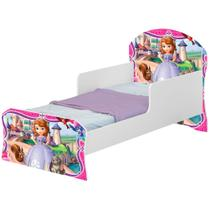 Mini Cama Infantil  Princess - Basoto