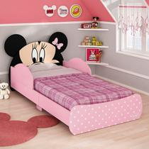 Mini Cama Minnie Disney Pura Magia Rosa