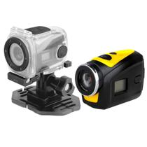 Mini Câmera Sport Cam Hd 720p Bike Moto Capacete Prova Agua Video Foto Audio - Power
