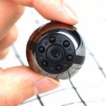 Mini Câmera Sq9 Filmadora Dv 1080p Full HD Visão 360º - Morgadosp