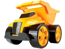 Mini Caminhão Infantil Construção 2 em 1 - Brinquedos Cardoso