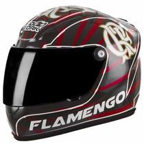 Mini Capacete Decorativo Flamengo CAP-383 Pro Tork -