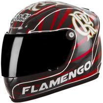 Mini Capacete Decorativo Oficial Flamengo Pro Tork -
