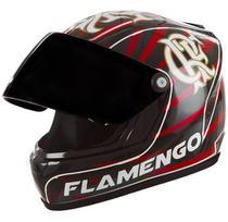 Mini Capacete Flamengo Decoração - Pro Tork -