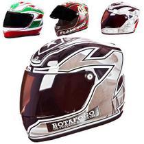 Mini Capacete Times Moto Decoracao e Enfeite Futebol (Mini Helmet) - Pro Tork