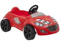 Mini Carro a Pedal Infantil Roadster  - Bandeirante