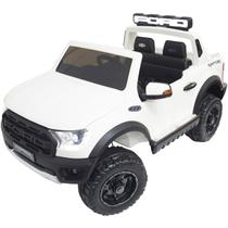 Mini Carro Caminhonete Elétrico Infantil Criança 24V Ford Ranger Raptor Controle Brinqway BW-121 -