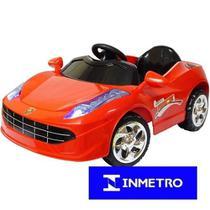 Mini Carro Carrinho Elétrico Infantil 6v Menino Menina - Importway