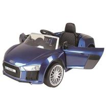 Mini Carro Elétrico Audi R8 6v Azul - Xalingo -