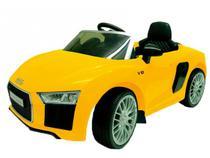 Mini Carro Elétrico Audi R8 com Controle Remoto - 6v Xalingo