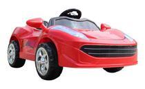 Mini Carro Elétrico Ferrari - Vermelho - Importway