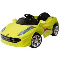 Mini Carro Elétrico Infantil BW-005VD Verde - Importway