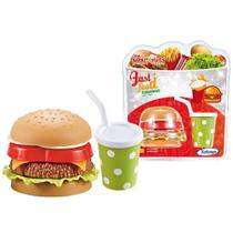 Mini Chef Fast Food Suquinho - Xalingo -