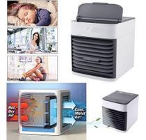 Mini Climatizador Umidificador Ar Condicionado USB Arctic Air -