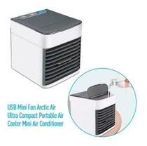 Mini Climatizador Umidificador De Ar Condicionado Portátil USB - Coolair Ultra