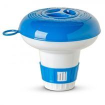 Mini Clorador Flutuador para Piscinas para Pastilhas de Cloro  Nautilus -