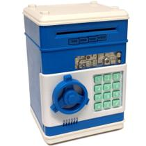 Mini cofre eletrônico notas - 1512126-bl - Lorben