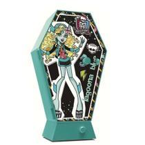 Mini cofre musical locker  monster high  - fun - Barão -