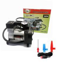 Mini Compressor de Ar Automotivo para pneu e infláveis Portátil veicular 12 volts 150PSI - Idea