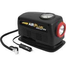 Mini compressor portátil analógico 12 volts - AIR PLUS - Schulz