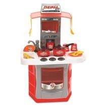 Mini Cozinha Infantil com Acessórios 4.0 Big Star -