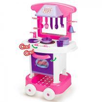 Mini Cozinha Infantil Play Time 2008 - Cotiplás - Cotiplas