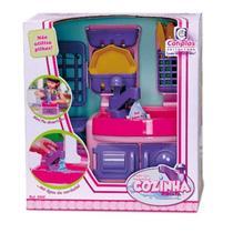 Mini Cozinha Play Time - Cotiplás - Cotiplas