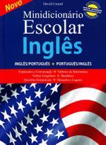 Mini Dicionário Escolar Ingles/Portugues - Dcl