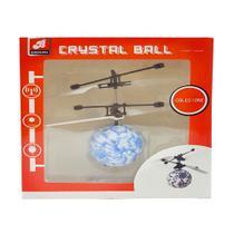 Mini drone bola com sensor remoto de mão com cabo usb recarregável - barcelona -