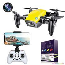 Mini drone s9 com câmera hd -