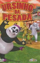 Mini-DVD - Ursinho da Pesada - Video Brinquedo