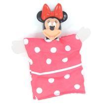 Mini Fantoche Minnie - Disney - Minnie Bowtique