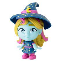 Mini Figura - 10 Cm - Playskool -Super Monsters - Katya - Hasbro -