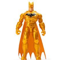 Mini Figura Articulada com Acessórios Surpresa - 9 Cm - DC Comics - Defender Batman - Sunny -