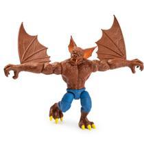 Mini Figura Articulada com Acessórios Surpresa - 9 Cm - DC Comics - Manbat - Sunny -