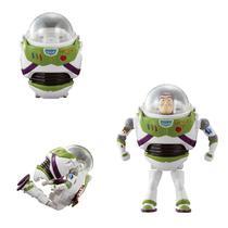 Mini figura articulada - hatch n heroes buzz dtc unica -