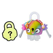 Mini Figura - Cadeado Surpresa - Lock Stars - Arco Íris - Hasbro -