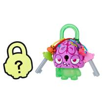 Mini Figura - Cadeado Surpresa - Lock Stars - Cabeça de Cérebro - Hasbro -