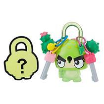 Mini Figura - Cadeado Surpresa - Lock Stars - Cacto - Hasbro -