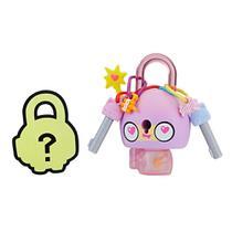 Mini Figura - Cadeado Surpresa - Lock Stars - Pink Bomb - Hasbro -